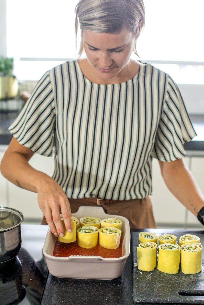 Gallery Lasagne rolletjes met pesto uit de oven   Leuke recepten is free HD wallpaper.