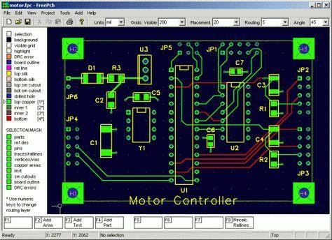 Coolness Best Of Free Pcb Design Software Roundup Devre şeması Elektronik Devre Elektronik Mühendisliği
