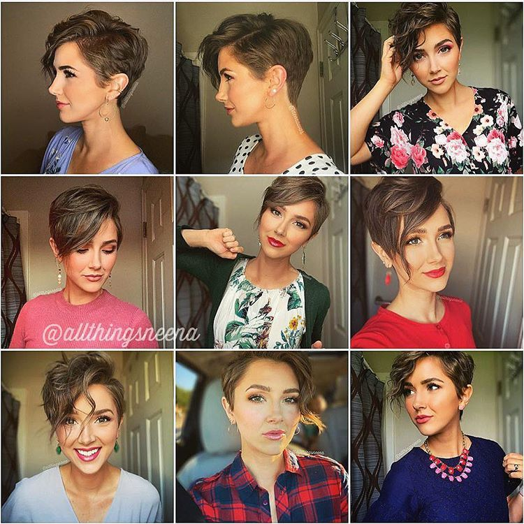 45 Pixie Cuts For Women Who Want To Look Stylish #pixiehairstyles