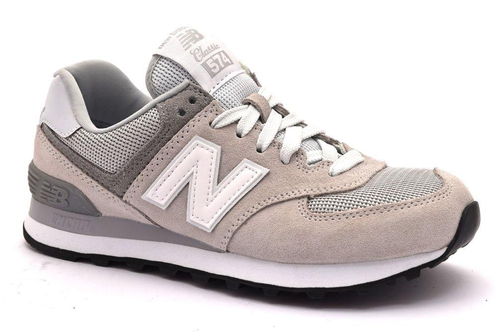new balance donna grigio bianco