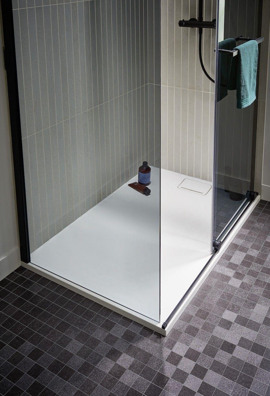 receveur de douche resine roche grand