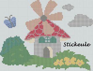 Stickeules Freebies: Varios