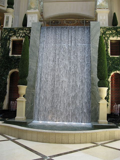 Indoor Waterfall By Enterah Via Flickr Tabletop Fountain