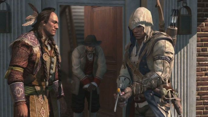 Oh Look See Other Native Americans In Assassin S Creed Iii