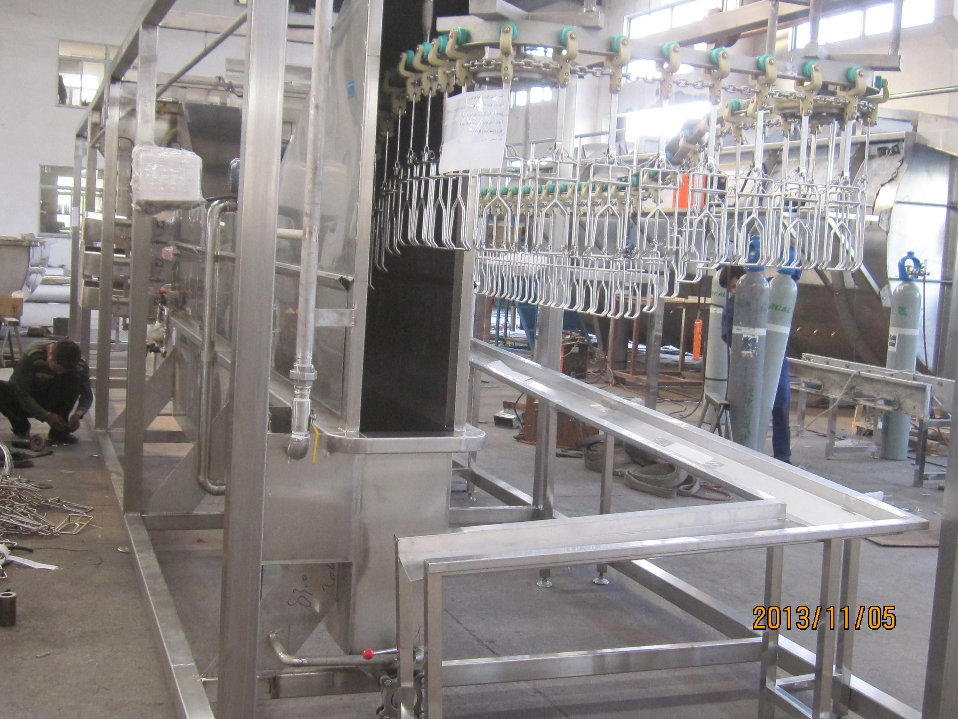 CONNECT GROUP mobile slaughterhouse system, compact system