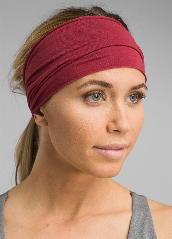 prAna Women/'s Headband 3 Pack
