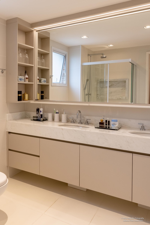 Pin De Hamilton Alves Em Banheiros Banheiros Modernos Armario