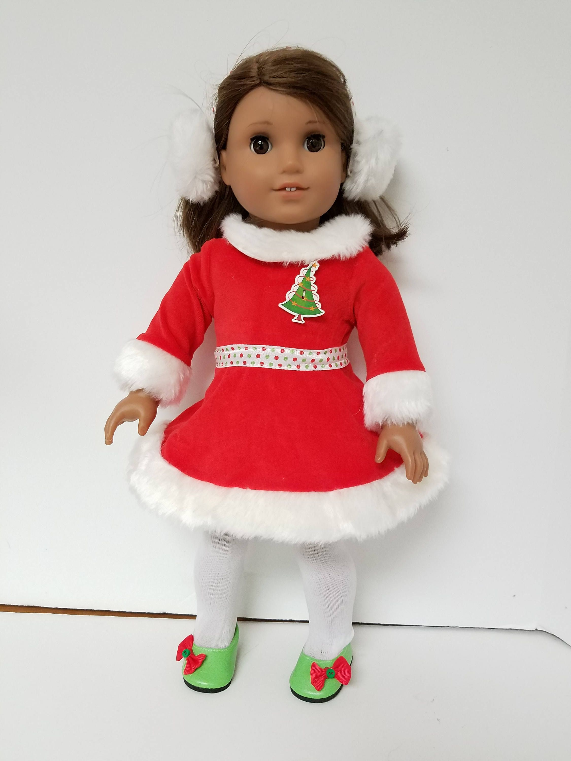 45fd778ee Ice Skating 3 Piece outfit for any 18 inch doll like the American ...