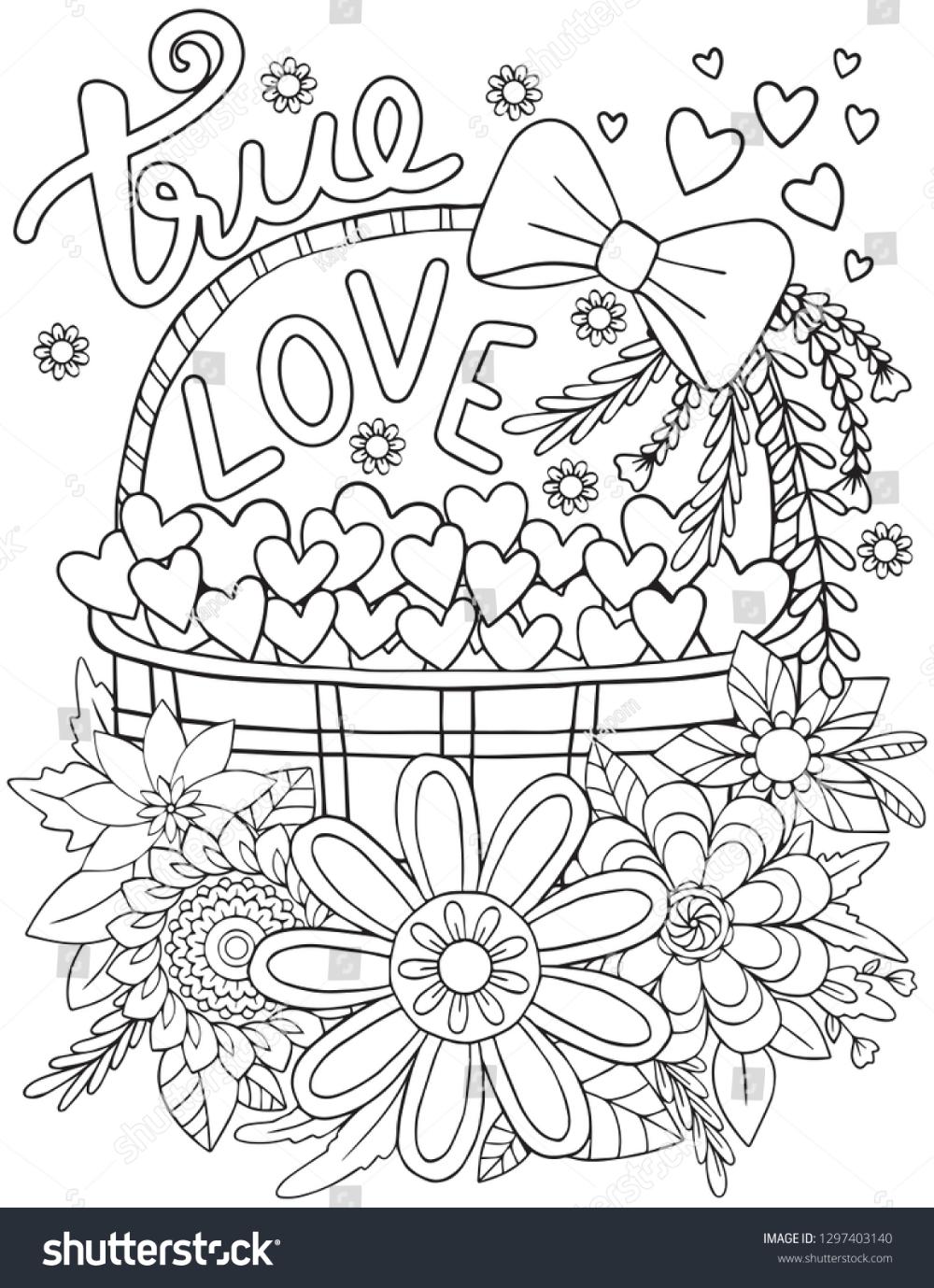 Hand Drawn Inspiration Word Doodles Art Stock Vector ...
