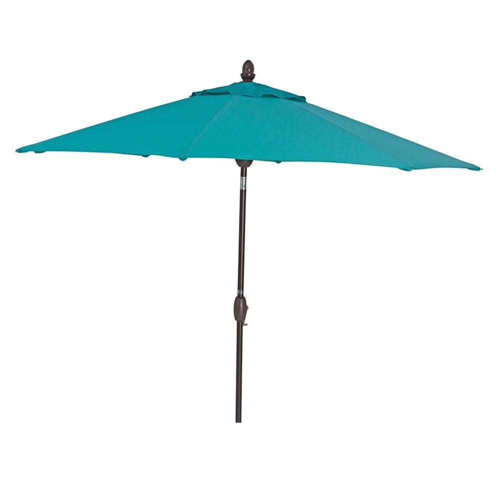 Sorara Patio Umbrella 9 Outdoor Table Market With Push On Tilt Patiofurniture