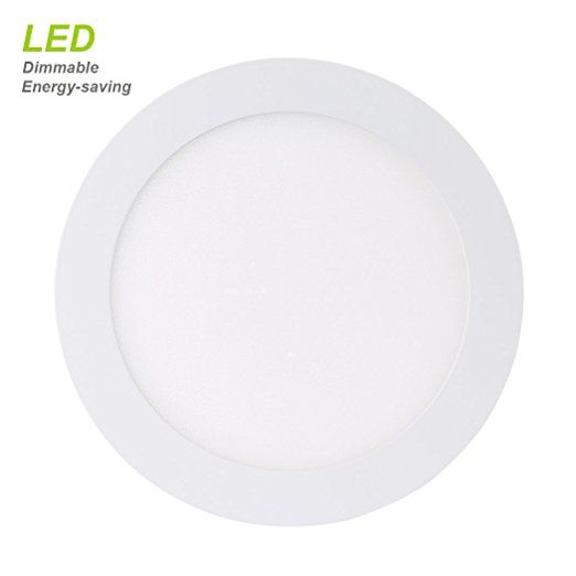 B right led panel light 9w 5 inch dimmable ultra thin round flat b right led panel light 9w 5 inch dimmable ultra mozeypictures Choice Image