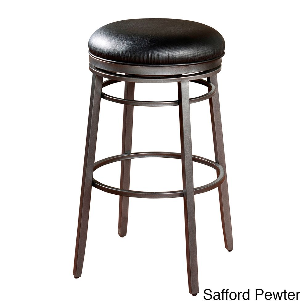 Stools Overstock: Safford Backless Counter Stool
