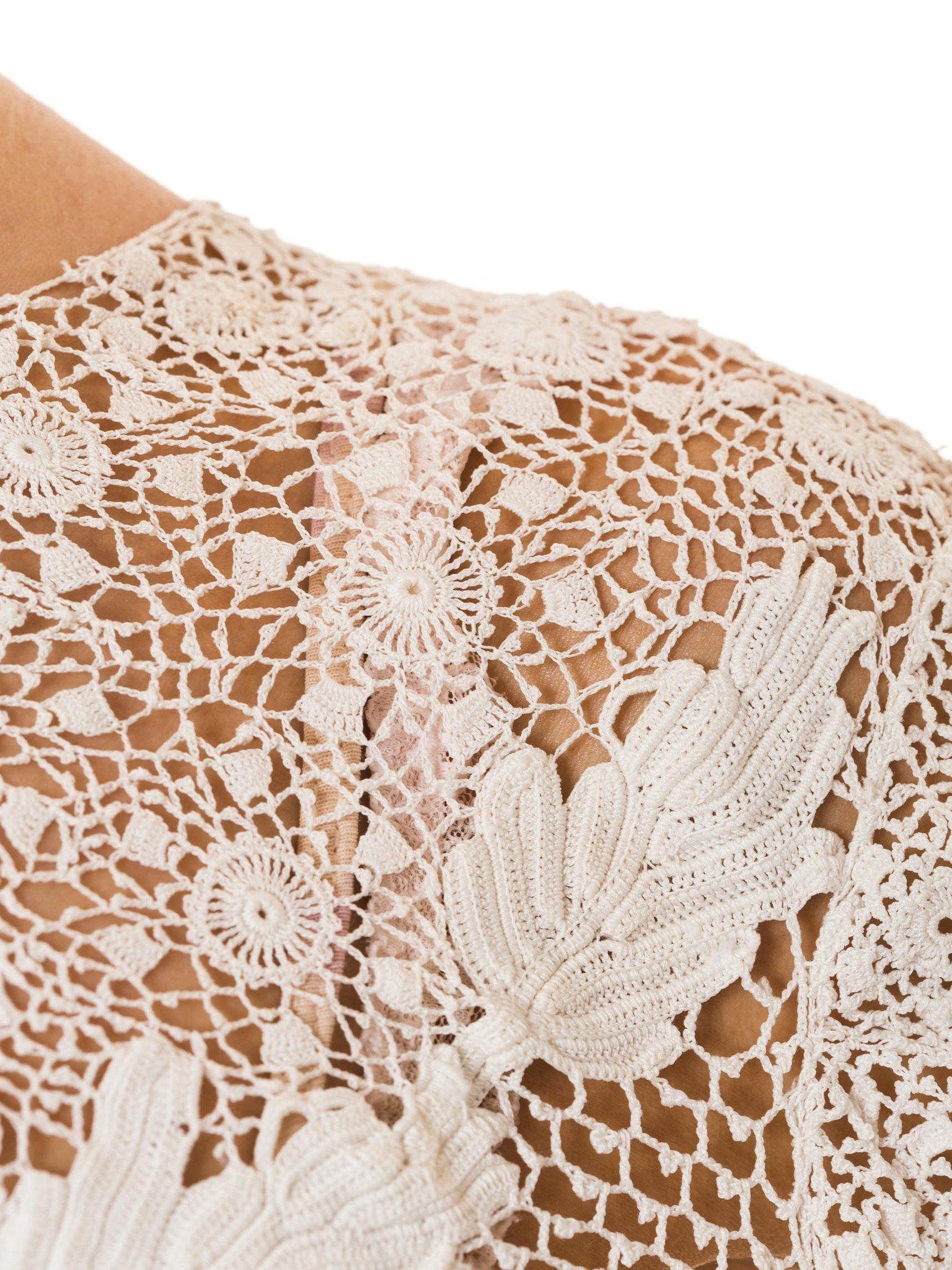 1900s Fantastic Irish Crochet Blouse Crochet blouse