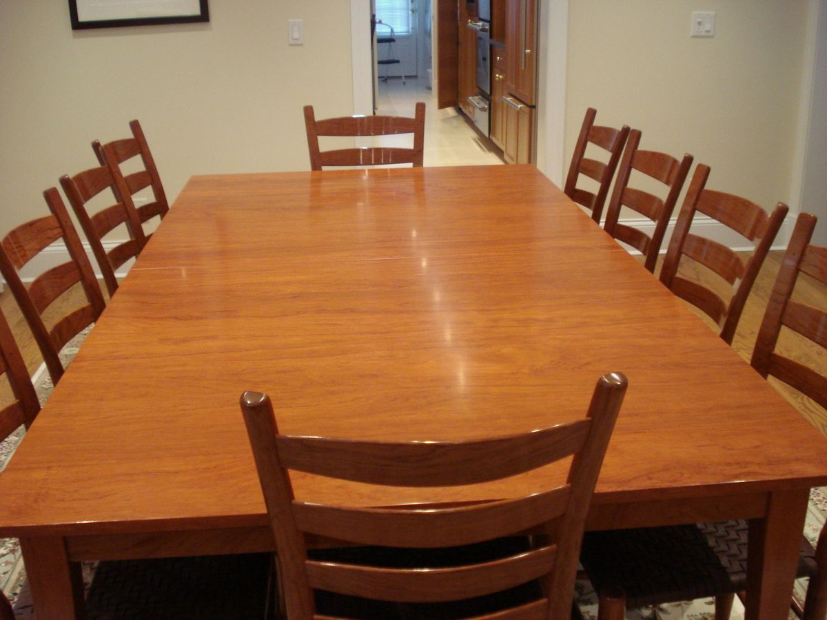 Depiction of 12 person dining table designs and benefits