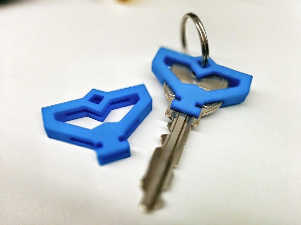 Ingress+Resistance+symbol+key+cover+by+R246.