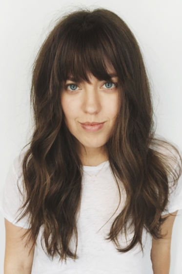 Fake Bangs Hairstyle Entrancing Fake Bangs Are Still Happening — & Here's Exactly How To Get 'em