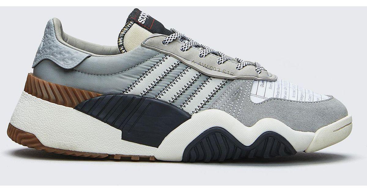 online store b5c72 b966c Alexander Wang - Black Adidas Originals By Run Mid Shoes - Lyst