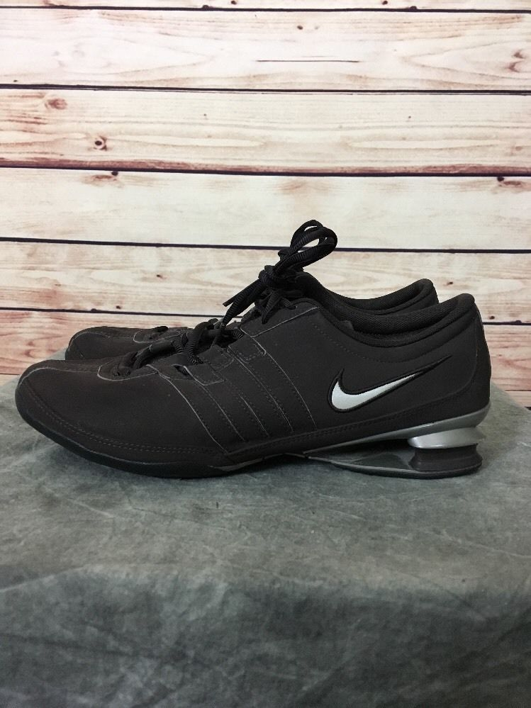 Nike Shox NZ Archtech Lace Up Athletic Shoes size 8.5 M walking cross  trainer  Nike  WalkingHikingTrail b444d6481