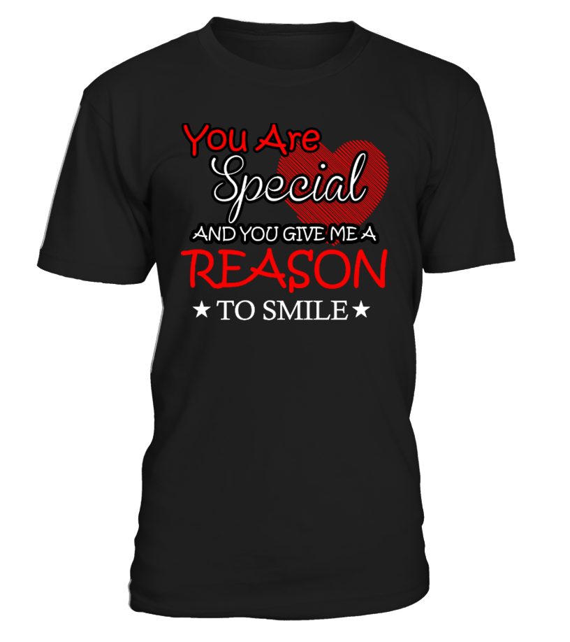 You give me a reason to smile  #gift #idea #shirt #image #family #myson #mentee #father #mother #grandfather #sister #hotgirl #womantee #bestgirl