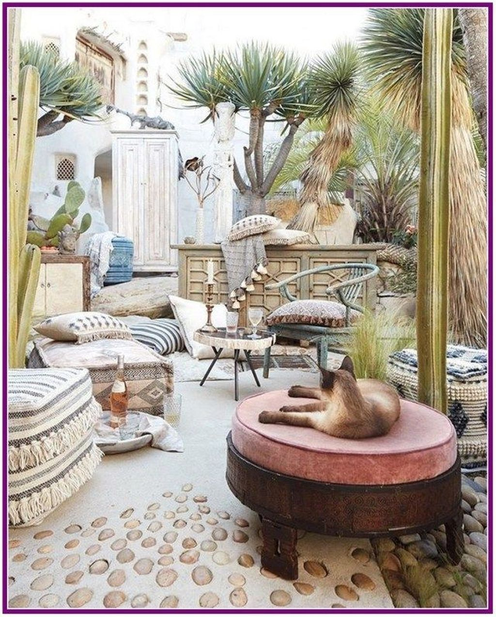 17 Lively Shabby Chic Garden Designs That Will Relax And: 38 Creative Outdoor Makeover Ideas For Living Room To