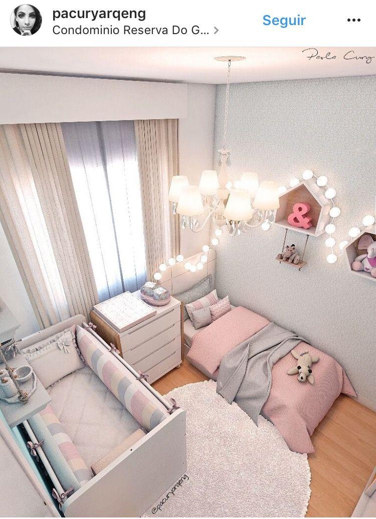 Cute Sister Room Decoracion Habitacion Bebe Nina Decoracion Habitacion Bebe Decorar Habitacion Bebe