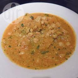 Curry mit Kürbis und Kichererbsen @ de.allrecipes.com