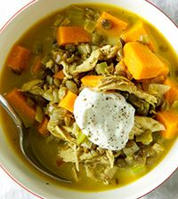 Anna: Butternut Squash Soup Your Kids Will Love - Clean Eating - Clean Eating