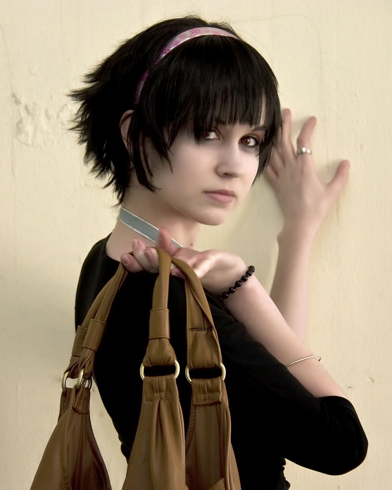 Alice Cullen hair. Love it. My one Twilight-related ...