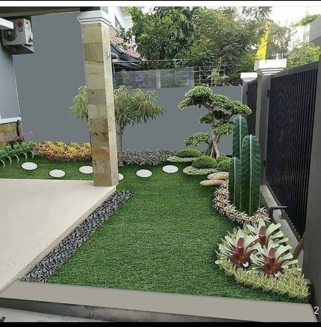Pin By Ahmed Aljuboory On Plantitas Minimalist Garden Backyard Landscaping Designs Courtyard Gardens Design Backyard garden house plans