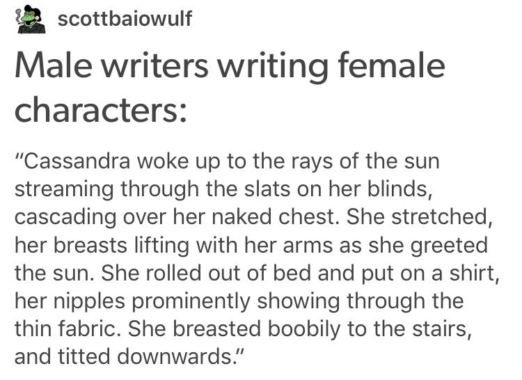 a book with a female author who uses a male pseudonym