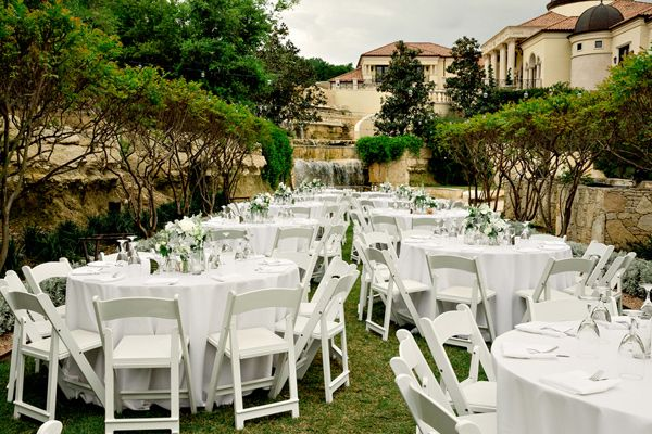 Austin Garden Wedding