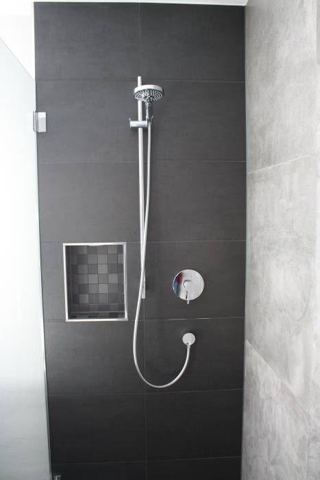 Beleuchtete Nische In Der Dusche Moderne Badezimmer Von Ludwig