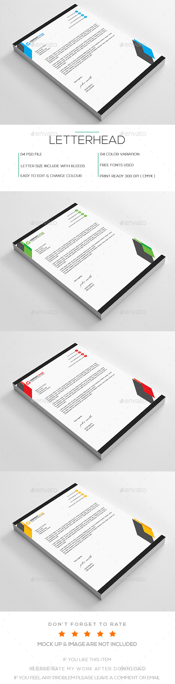 Letterhead design template psd letterhead design templates letterhead design template psd spiritdancerdesigns Image collections