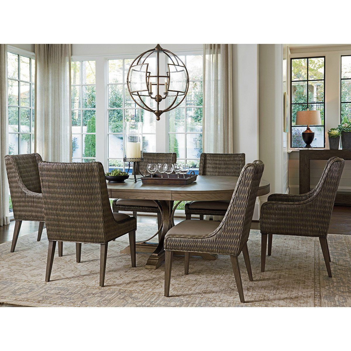 Tommy Bahama Cypress Point Brandon Side Chair Dining Room Sets Dining Room Furniture Furniture Dining Table