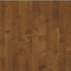 Bruce America S Best Choice 3 25 In W Prefinished Maple 3 4 In Solid Hardwood Flooring Sumatra Hardwood Hardwood Floors Maple Hardwood Floors