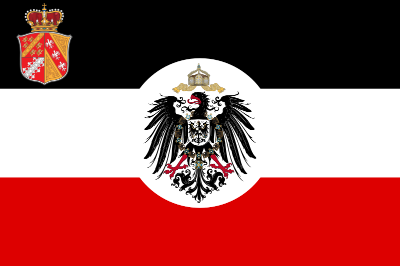 Imperial Territory Of Alsace Lorraine Germany Flag Flag Flags Of The World