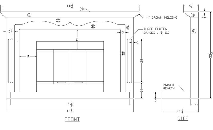 how mantels build to a youtube watch custom fireplace mantel