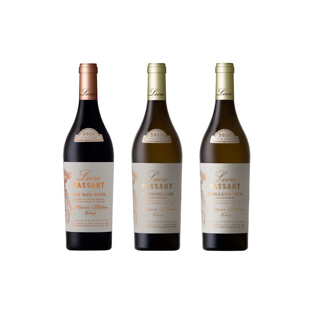Out Of Our Studio New Packaging For Mullineux And Leeu Family Wines Mullineuxwines Haumannsmal Stellenbosch Fra Wine Label Design Label Design Wine Bottle