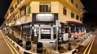 The Tuckshop Neighborhood Bars Cafe The Neighbourhood