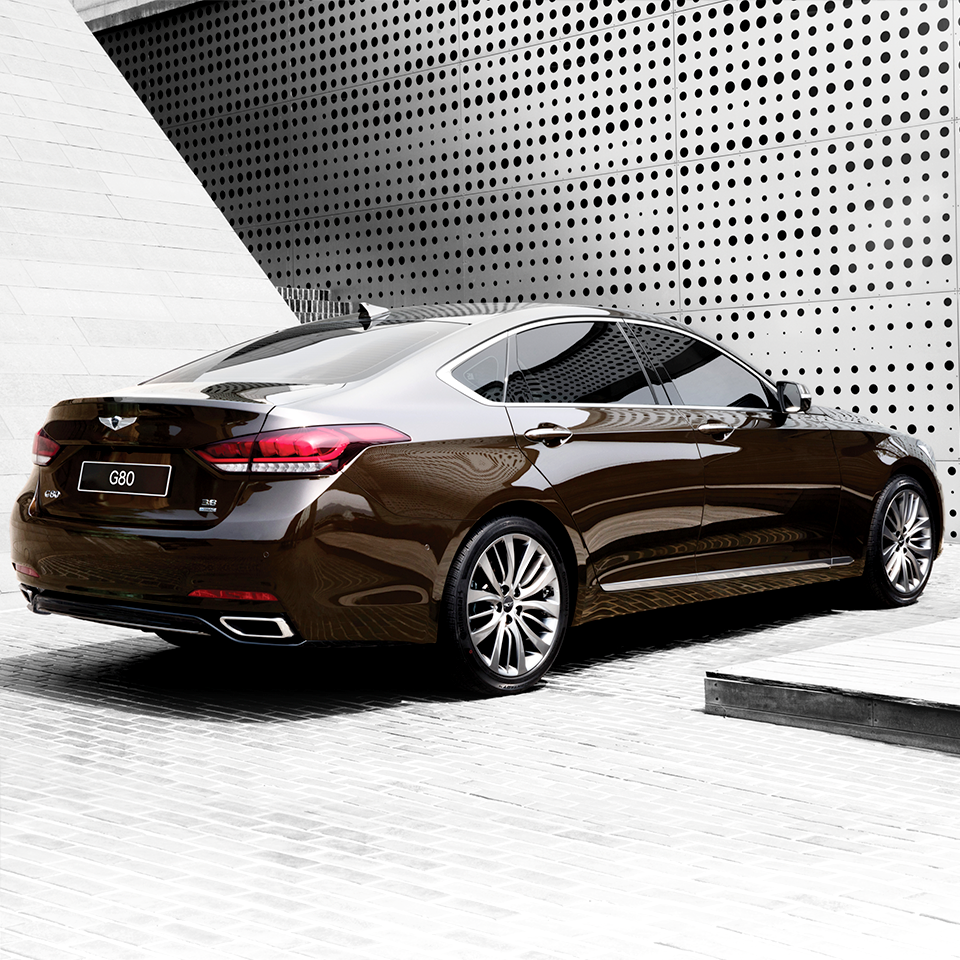 The design of GENESIS G80 is a result of uncompromised philosophy and principle - 단 하나의 선도 타협하지 않는 디자인은 GENESIS G80의 철학과 신념을 함축합니다 - #The_Impressive_Moment #whatadesign #expectamazing #exterior #launching #buy #driving #carsofinstagram #car #sedan #GENESIS_G80 #G80 #GENESIS