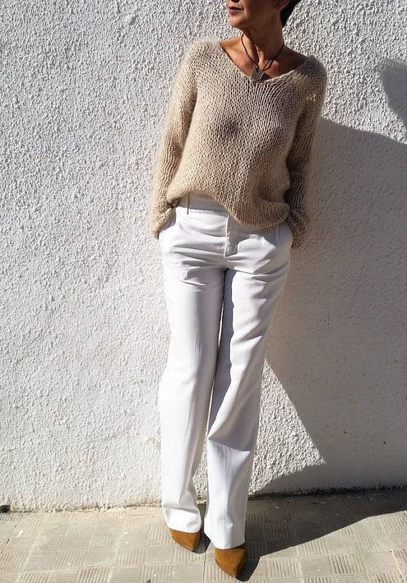 aed4efe58ac Mohair sweater