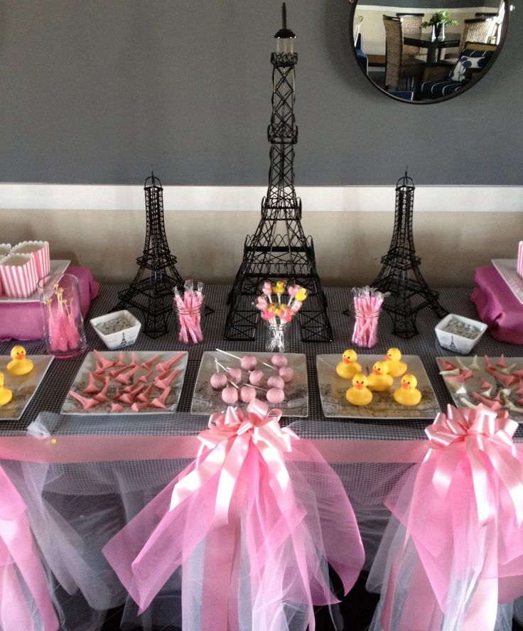 paris baby shower themes ideas para baby shower inspirados en paris