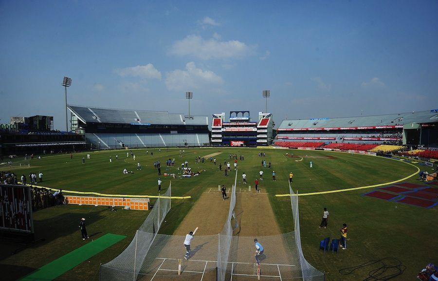 The Barabati Stadium in Cuttack awesome cricket ground