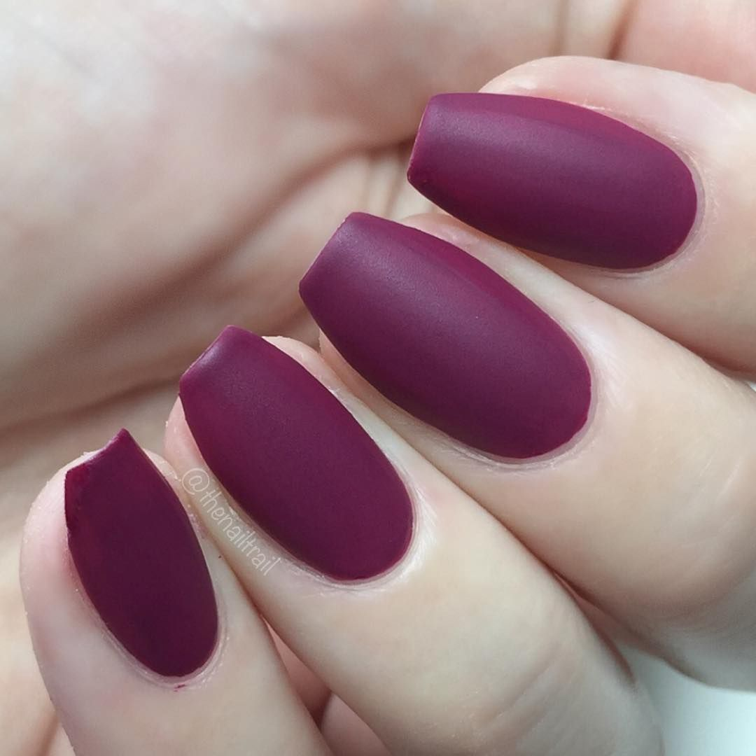 No Spain No Gain\' by OPI with matte top coat ❤ | nails | Pinterest