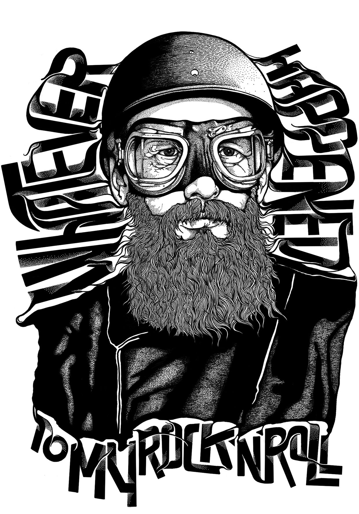 T shirt black rebel motorcycle club - Tribute To Black Rebel Motorcycle Club T Shirt