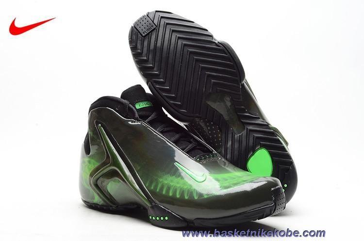 buy popular c086a af41e Femmes Nike Zoom Hyperflight PRM X-Ray 587561-001 Noir Poison Vert Sortie