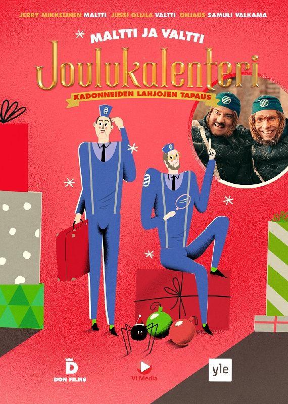 joulukalenteri 2018 tv Joulukalenteri 2015: Maltti ja Valtti Kadonneiden lahjojen tapaus  joulukalenteri 2018 tv