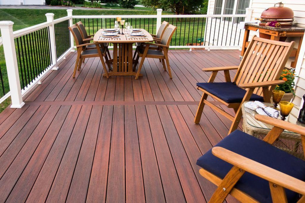 Long Term Cost Of Wood Decking Versus Composite Decking