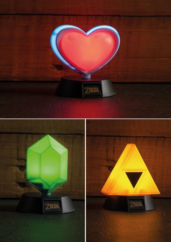 Legend Of Zelda 3D Lights #zelda #legendofzelda #nintendo #lamp #lamps #