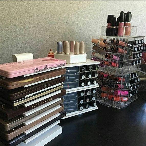 250 Amazing Makeup Organization Resources Makeup Palette Organization Makeup Palette Holder Makeup Organization